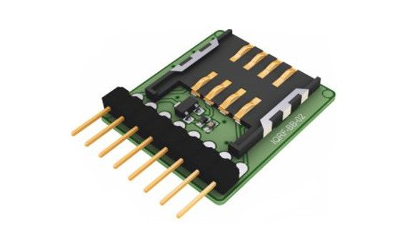 IQRF Breakout board IQRF-BB-02